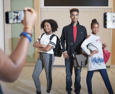 Teens rock back-to-school fashions at Cherry Hill Mall