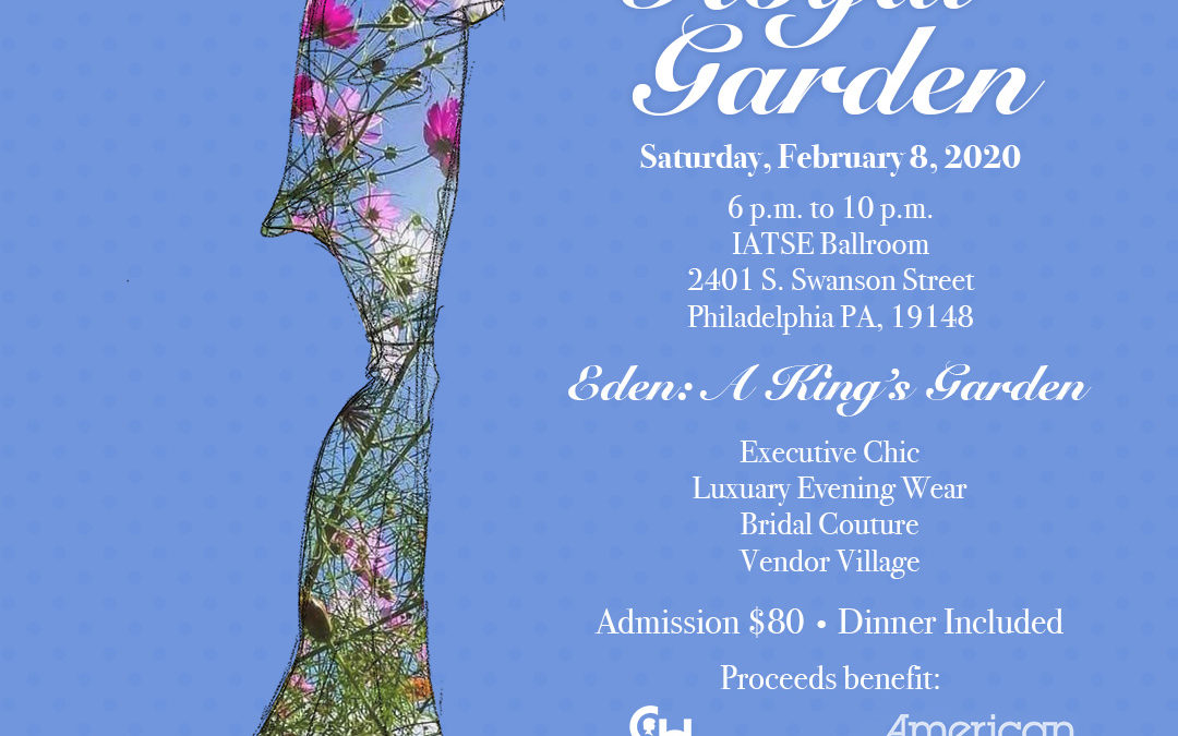 The Royal Garden Fashion show and Fundraiser